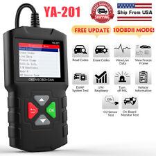 Automotive OBD2 Scanner Diagnostic Tool Enhanced OBDII Engine Fault Code Reader