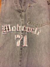 "Makaveli Jeans, Boys Size 14 Denim 28"" x 28"" Box 605"