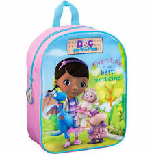 810fb5ba86e DOC McSTUFFINS JUNIOR BACKPACK CHILDS KIDS RUCKSACK GIRLS SCHOOL FRIENDSHIP