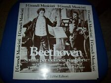 GRANDI MUSICISTI 4-BEETHOVEN SONATA PER VIOLINO E PIANO-ROSAND/FLISSLER-FABBRI