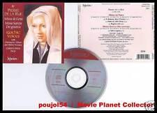 """Pierre de La RUE """"Missa de Feria"""" (CD)Gothic Voices1998"""