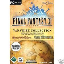 Final Fantasy XI /11 PC DVD-ROM WinXP NEU&OVP LIEFERBAR