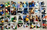 legos minifigures lot 44 Total Disney Figures And Much More