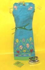 New ListingVintage Barbie Doll Junior Designer Outfit #1620 Nc W/Appliques, Iron, Book,Exc