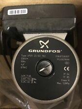 GRUNDFOS UPER 25/80 Circulator Heating Pump    Brand New