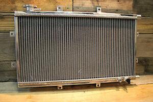 Premium Aluminium Water to Air Heat Exchanger W/ Free Cap