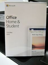 Microsoft Office 2019 Home and Student Eurozone Medialess NEW PC/Mac Retail