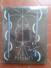 JEAN COCTEAU: Poteries Catalogue des Céramiques 1957-1963 par ANNIE GUEDRAS NEUF