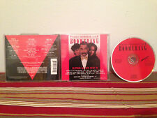 Boomerang [Original Soundtrack] by Original Soundtrack CD Case-disc & insert