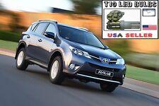 2x LED Eyelid Parking Light Side Marker Tail Light Bulbs for Toyota RAV4