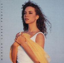 MARIAH CAREY - PROFILE - Interview Responses Promo Cd - 1991 - MINT! rare single