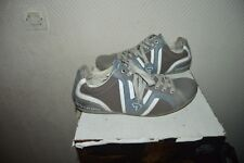 CHAUSSURE CUIR SNEAKERS REDSKINS  TAILLE 42 SHOES/RANGER/BOTAS/I CUIR UK 8