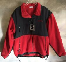 Outer Boundary~Style 9095~POPEYE'S Employee Fleece Jacket~Mens Size XL~NWT
