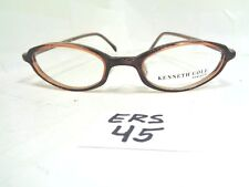 Nos KENNETH COLE Eyeglasses Launching Pad II 042 CV Brown (ERS-45)