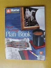 HOME HARDWARE BUILDING CENTRE PLAN BOOK HOME & COTTAGE 2000 CONSTRUCTION