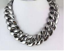 Plastic Choker Fashion Necklaces & Pendants