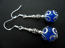 Jade Tibetan Silver Costume Jewellery