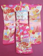 Vintage Jenny Shop Kimono & Obi - Takara 1992