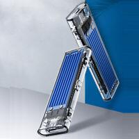 ORICO TCM2-C3 NVME M.2 to Type-C SSD Enclosure M Key Support UASP 2TB JMS578