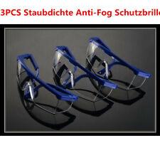 3 staubdichte Anti-Fog-Augen-Schutzbrille Schutzbrille Schutzbrille New Gift ER