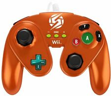 PDP Wired Fight Pad for Wii U: Samus (Nintendo Wii U Controller) - NEW ™