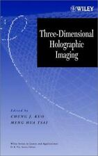 Three-Dimensional Holographic Imaging