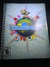 Little Big Planet - PlayStation 3 PS3 Replacement Instruction Booklet Manual