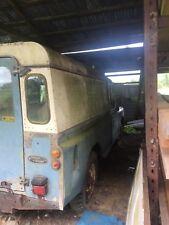 Land Rover Série 3 109 Van Type Barn Find