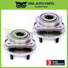 2 New Front Wheel Bearing Hub For Grand  Grand Caravan Voyager Town & Country