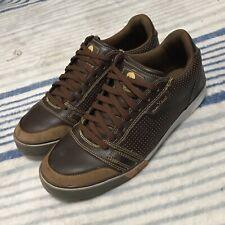 Mark Ecko Men's Brown Fashion Sneakers Bristle-Danube #24240 Size 10.5 Shoes