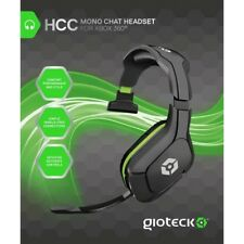 Gioteck HCC Xb360 Wired Mono Headset for Xbox 360