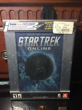 SEALED Star Trek Online Collector's Edition (Windows 10/8/PC) Game Stop EXCLU...