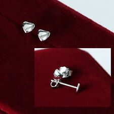 Platinum Studs 1 Pair Heart HEART EARRINGS PT950 More Class Than Gold Children