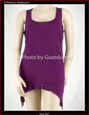 Taking Shape Asymetric Mesh Top Size 16-18 (Small) NWOT Travel Smart Casual