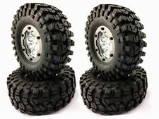 1/10 Rc Crawler Axial 1.9 tire D90 D110 SCX10 Trepador 105mm  Compound set/4pcs