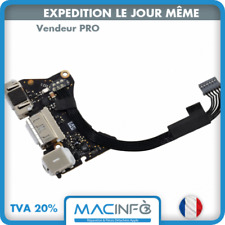 "Carte alimentation 820-3213 Apple MacBook air 11"" 2012 USB Jack Audio"