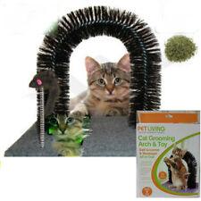toilettage de chat Arch et jouet - AUTO Vibro-Masseur tout en un pet6265