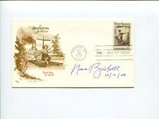 Norman Bridwell Clifford Big Red Dog Author Artist Signed Autograph FDC