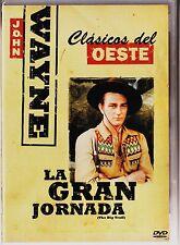John Wayne: LA GRAN JORNADA de Raoul Walsh.