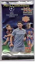 Champions League 2011-2012 Adrenalyn Cards Nordic 20 Bustine Panini