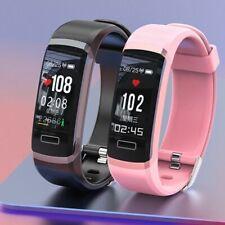 Smart Bracelet Bands Heart Rate Monitor Pulse Fitness Tracker Wrisatband Watch