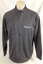 Gray Full-Zip Jacket Sigma-Tau Pharmasource, Inc. North End Men's XL