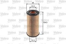 VALEO Ölfilter 586541 Filtereinsatz für VOLVO FORD FOCUS 2 MAX WA6 KUGA 1 MONDEO