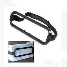 Car Sun Visor Tissue Paper Box Holder Seat Back Accessories Clip Bracket