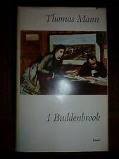 THOMAS MANN I BUDDENBROOK Einaudi 1956