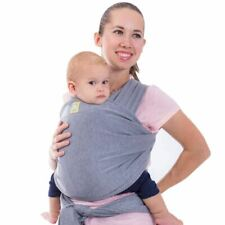 Baby Wrap Carrier - All in 1 Stretchy Baby Sling - Ergo Carrier Sling - Baby Car
