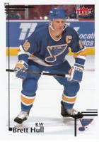 2012-13 Fleer Retro Hockey #18 Brett Hull St. Louis Blues