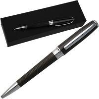 HUGO BOSS - Kugelschreiber Klassisch - Essential Striped - Classic Massiv - NEU