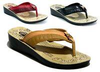 Ladies Women New Flip Flop Summer Slipper- SLIP ON  TOE POST SANDALS