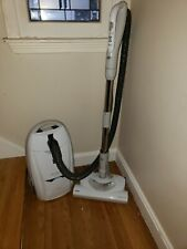Kenmore 116 Progressive Hepa Canister Vacuum White, All Floors 12 Amp Power Head